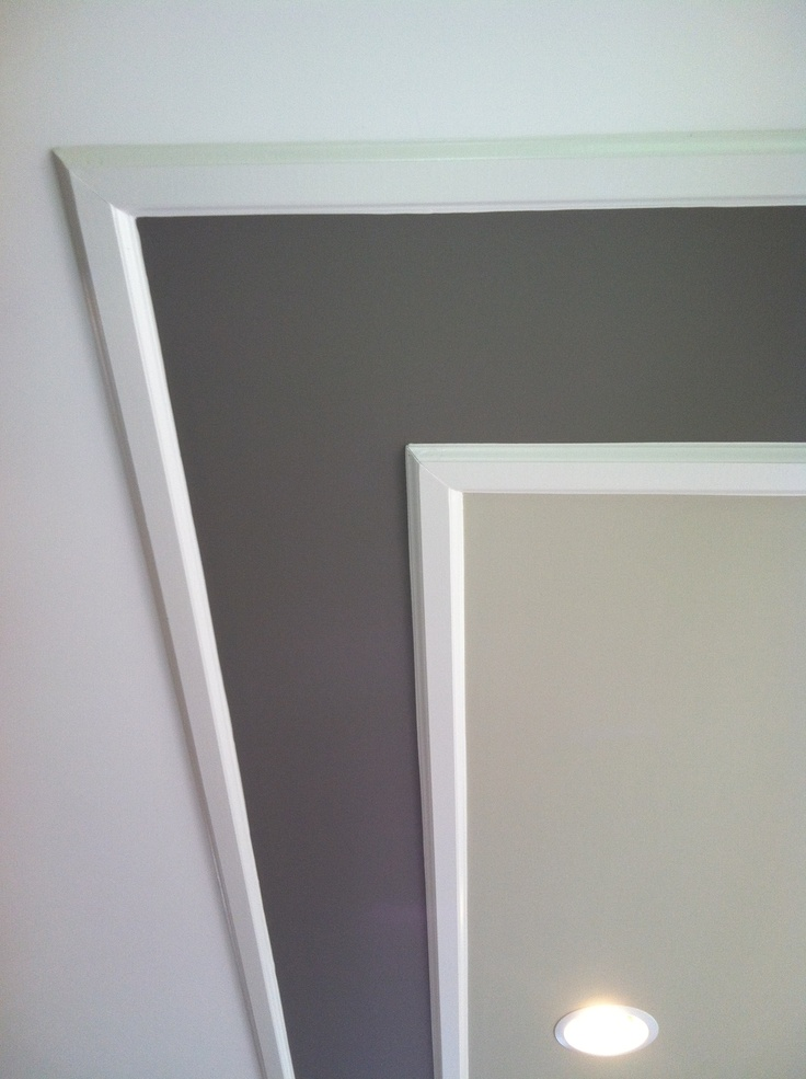 64 best tray ceilings images on pinterest tray ceilings for Ceiling paint color