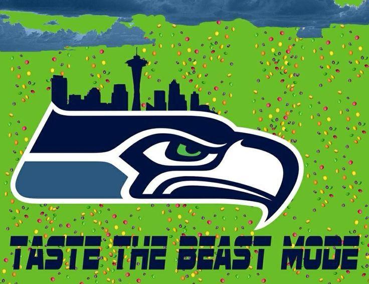 Beast Mode Seahawks Beastmode Pinterest Beast Mode
