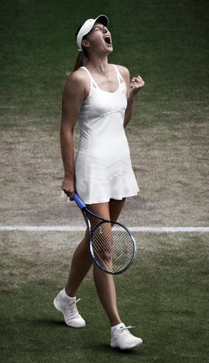 Maria Sharapova Wimbledon 2013