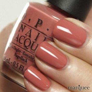 OPI Nail Polish (S46-Java Mauve-A) Classics Color NEW