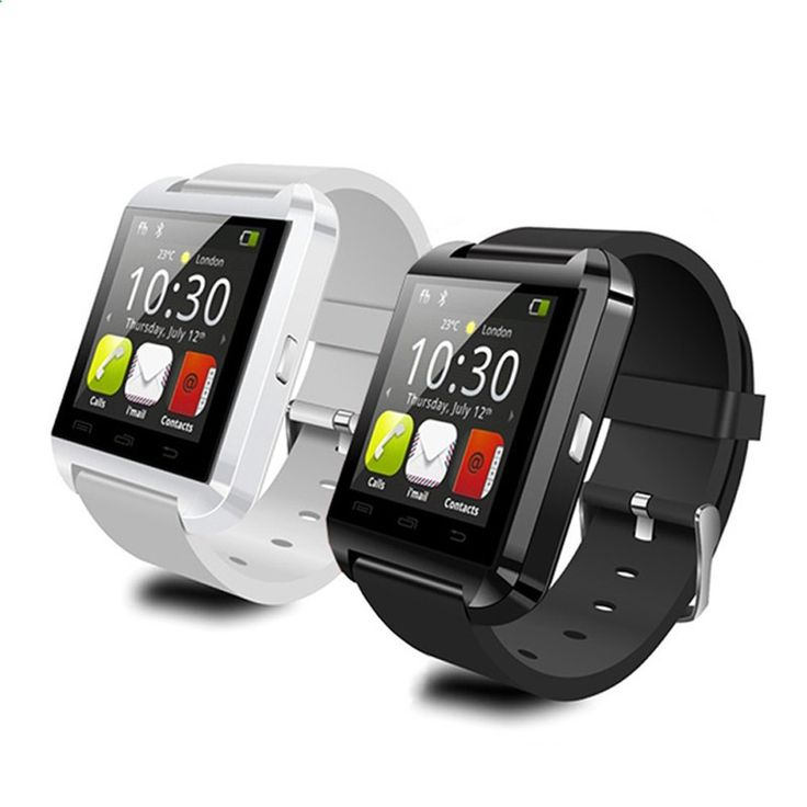 2015 New Hot Bluetooth Smart watch U8 U Smart Watch for Samsung S4/Note 3 HTC LG xiaomi Huawei Android Smartphones Support Sync Discounted Smart Gear discountsmarttech...