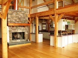 barn houses interior - Google Search