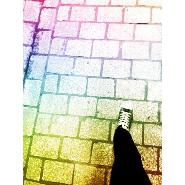 Just walk...