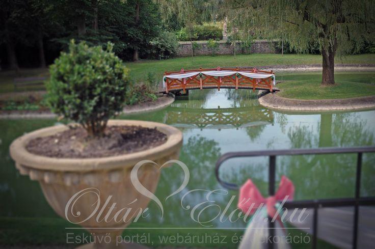 Esküvő helyszín a Prónay Kastély