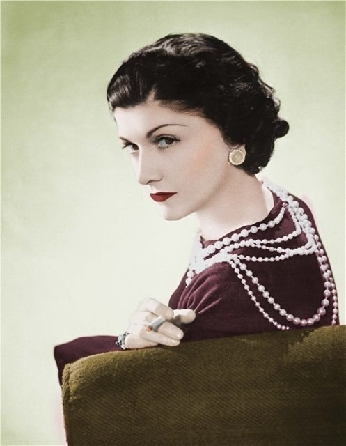 coco chanel 1920s inspirations pinterest