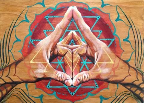 """""""When reflex points of the fingertip are pressed, these healing substances are released and one can rebalance any diseased area of the body."""" ~ The Healing Art of Mudras, Deborah Nasca  Mudras are hand gestures or simple formations of the fingers and hands which stimulate specific energy pathway"""
