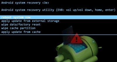 How to Factory reset ZTE phone - GoGoRapid