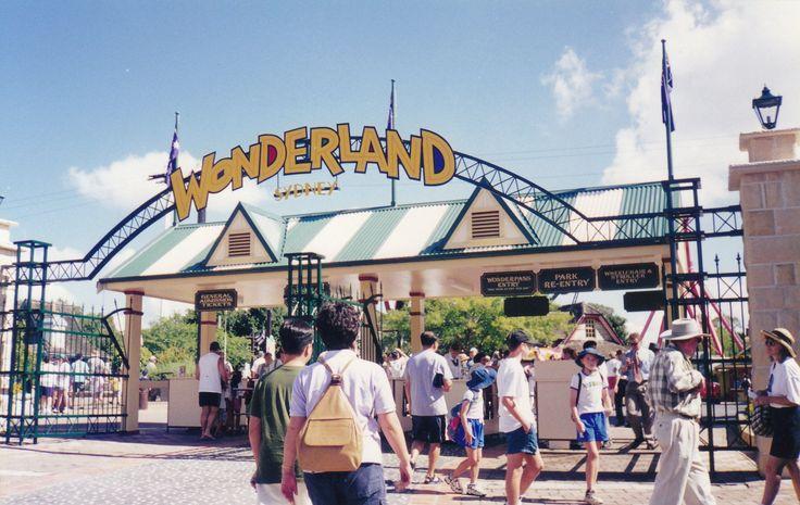 The Entrance to Wonderland