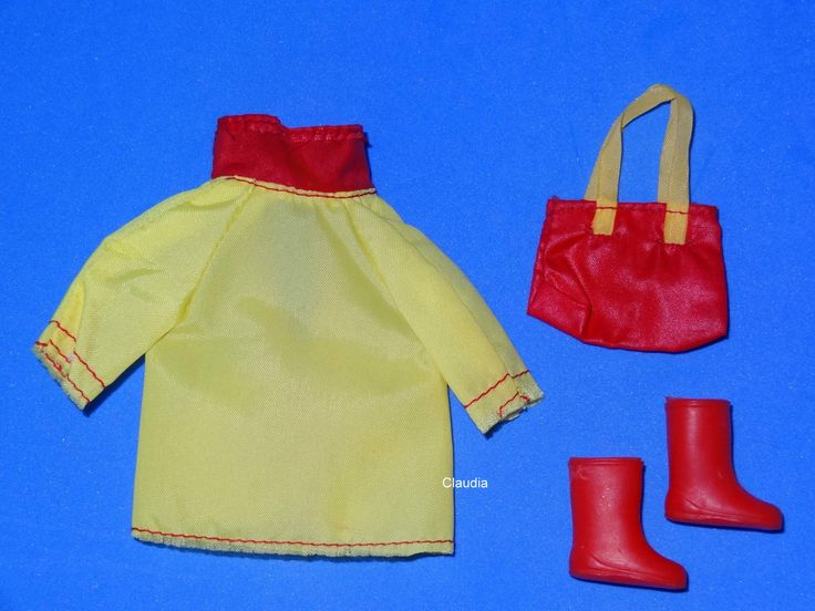 Vintage Tutti VHTF Regenmantel Rain Coat 7967 Europe Excellent | eBay