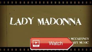 ukulele The BeatlesLady Madonna with lyricsby LeRetro Heart Music  LeRetro Heart Music 17 Lady Madonna with lyrics lyricsmusicLennon McCartney originalThe Beatles
