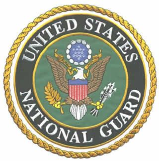 United States National Guard Crest