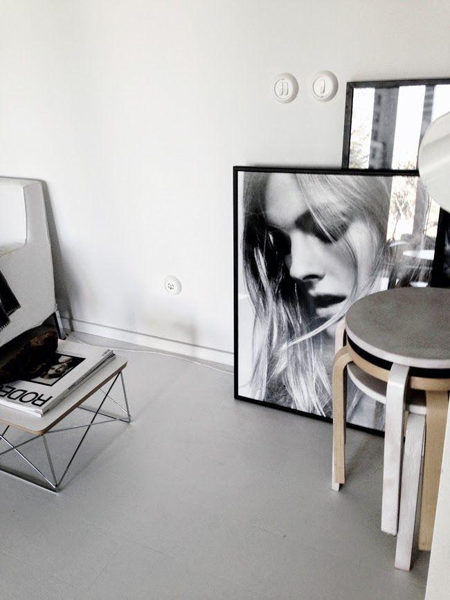STIL INSPIRATION #black&white #photdecor