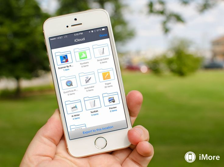 How to set up and use icloud drive on iphone and ipad