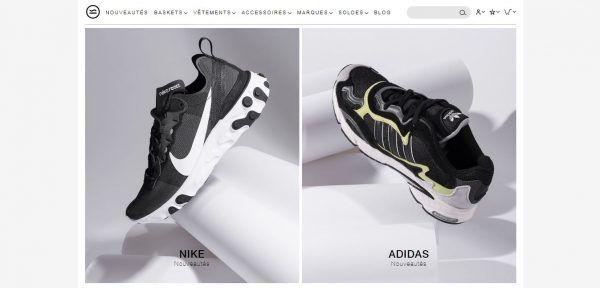 Les meilleurs sites de sneakers Sneaker Style