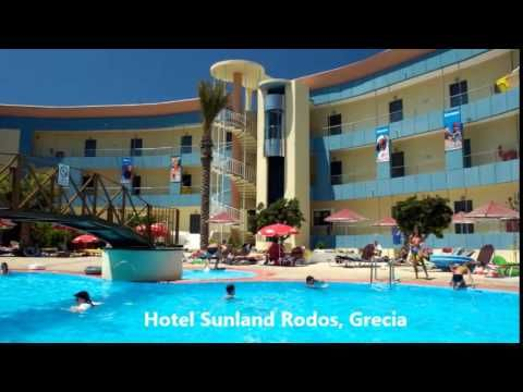 Hotel Sunland, Statiunea Ialysso, Insula Rodos, Grecia