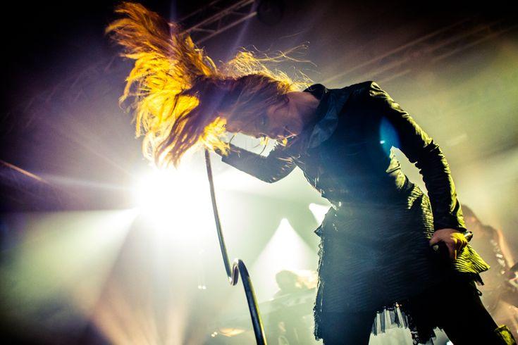 Epica - koncert: Epica, Kraków 'Hala Wisły' 31.10.2015