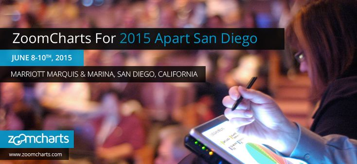 ZoomCharts For An Event Apart San Diego: June 8-10, 2015  ZoomCharts http://www.zoomcharts.com The world's most interactive data visualization software    #zoomcharts #interactive #data #visualization #charts #graphs #bigdata #dataviz #AnEventApart #AEA #SanDiego #California #web #design #conference #AListApart