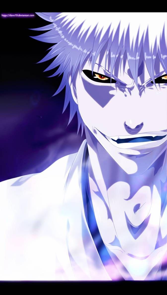 Hichigo Shirosaki Color By Slavo19 On Deviantart Bleach Anime Anime Naruto Wallpaper
