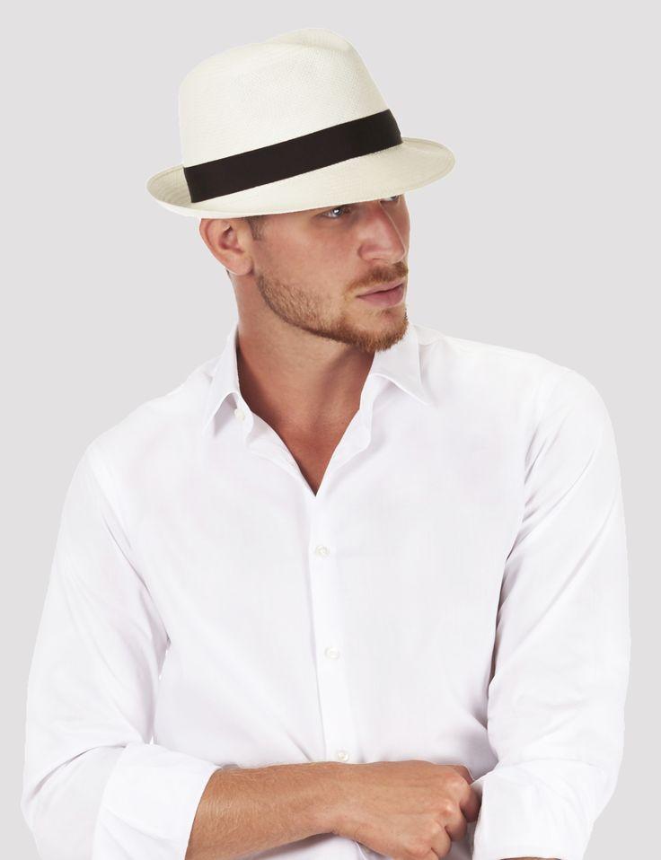 Panama hat on www.tieapart.com #hat #doria1905 #classic