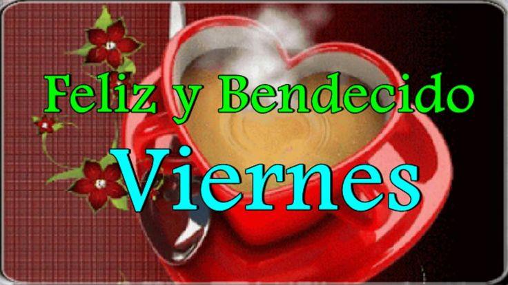 Feliz y bendecido viernes, Gracias a Dios por darnos la vida, la salud y la familia que tenemos.