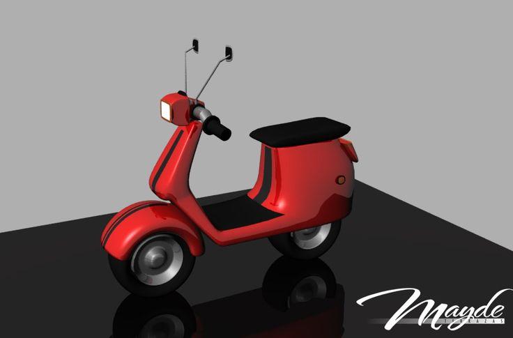 modelado 3d malla