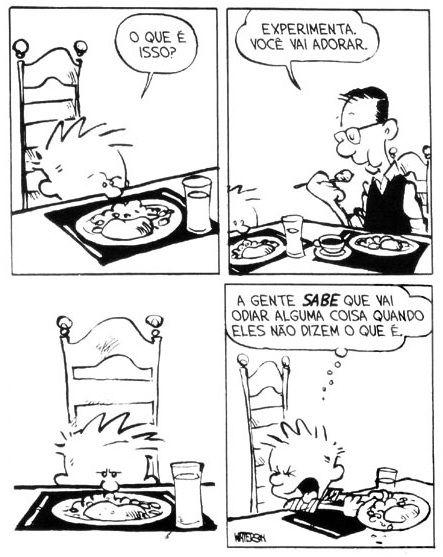 Tirinhas Calvin e Haroldo 6 #Tirinhas #CalvineHaroldo
