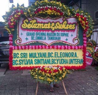 Toko Karangan Bunga Palembang: Pesan Bunga Karangan di Palembang