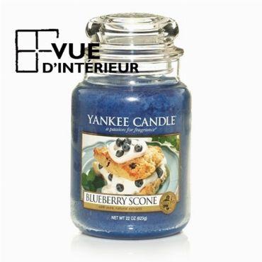 Achat Yankee Candle Jarre Large Bleuberry Scone à petits prix sur vuedinterieur.be.