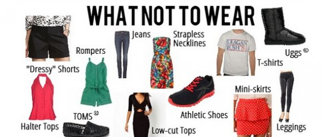38 best What Not to Wear to Work images on Pinterest