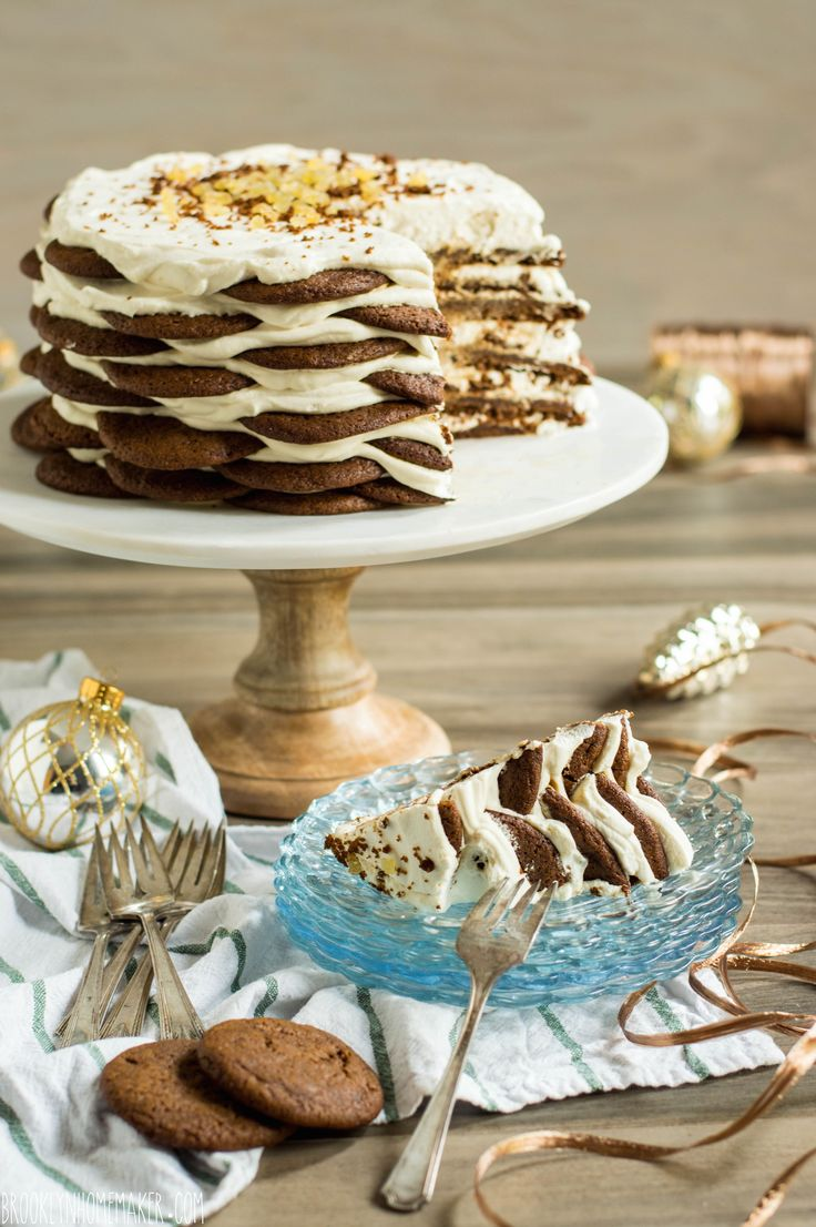 icebox cake cake gingerbread go on gingerbread cake gingerbread cake ...