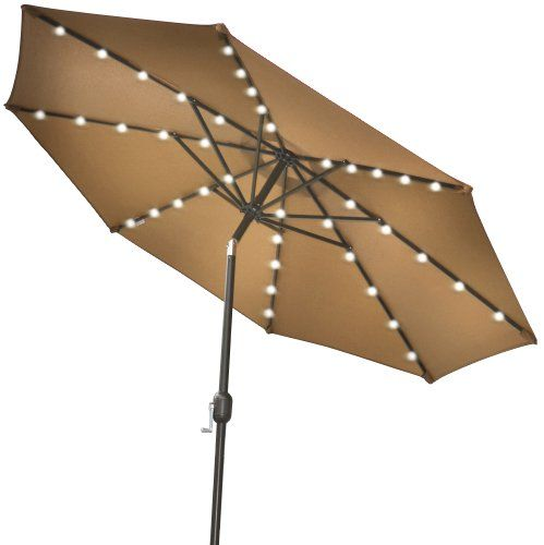 Led Umbrella Amazon: 24 Best Images About Solar Lights On Pinterest