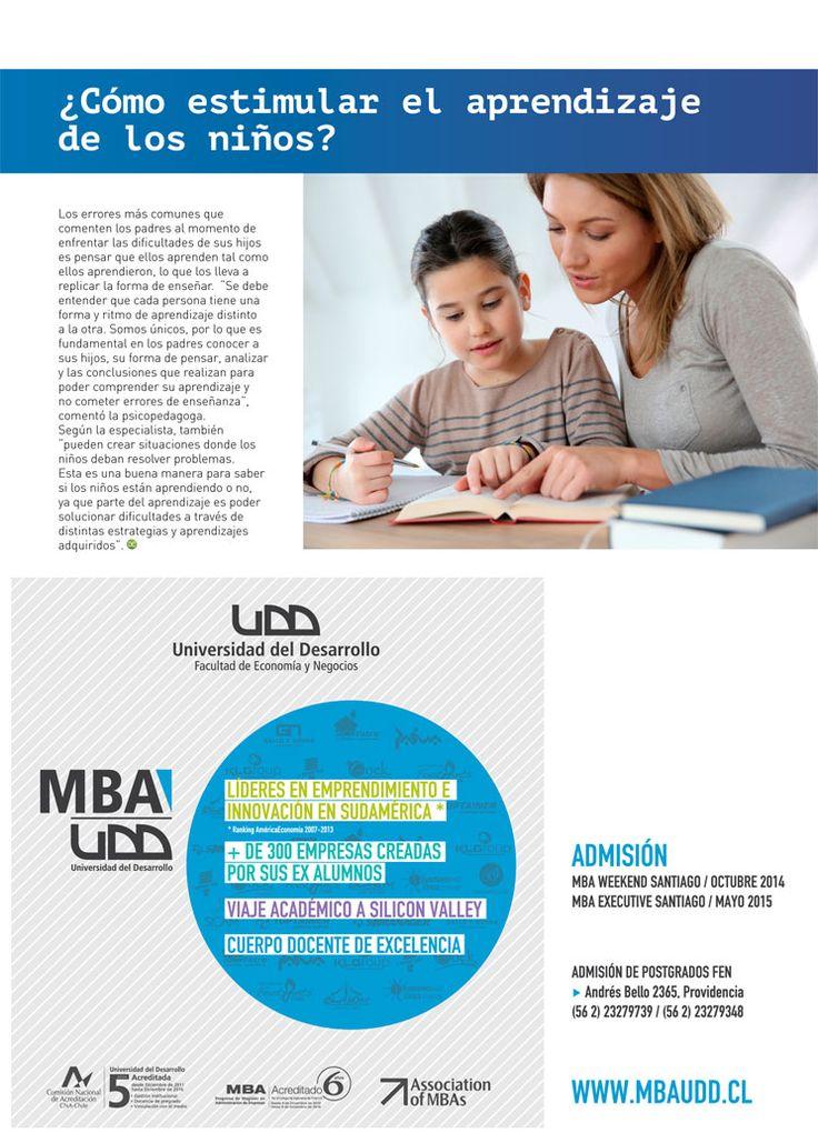 Educación MBA UDD