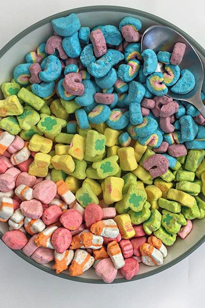 1000 ideas about lucky charms marshmallows only on