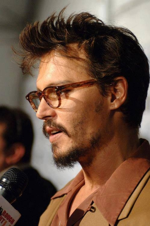Johnny Depp S Tourist Hair Was Not Unlike The Film Itself On Paper