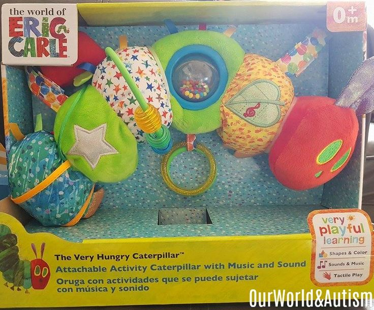 Christmas Gift Guide for Babies Under 1 - Our World And Autism