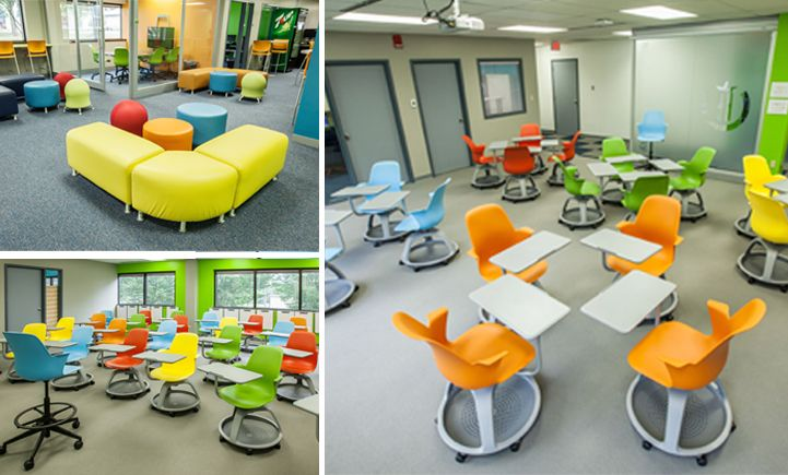 Innovative Classroom Environment : Best learning commons images on pinterest