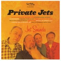 "Private Jets debut album ""Jet Sounds""."