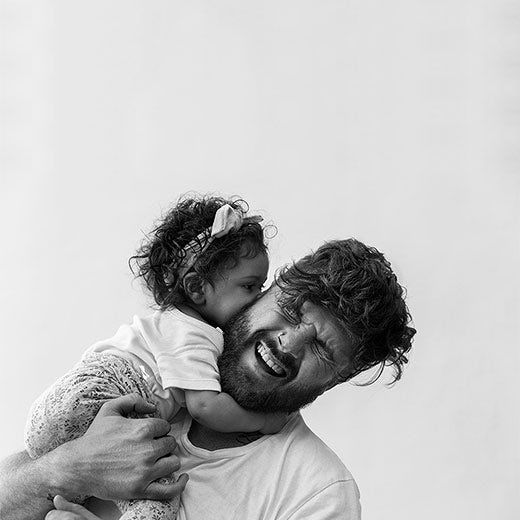 BabyBjörn #dadstories – dads speaking straight from the heart.