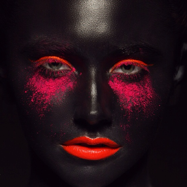 17 Best images about Extreme Makeup on Pinterest | Cheer ...