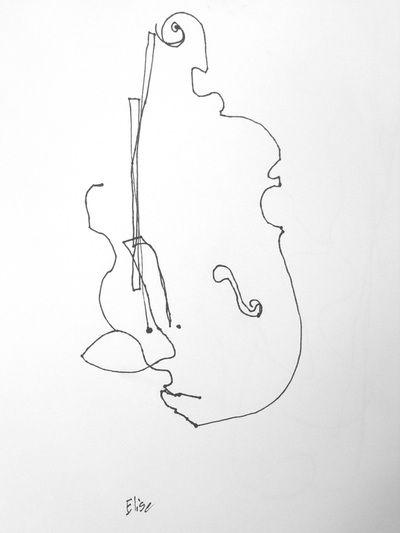 Lines and Strings - Iaa Art studio