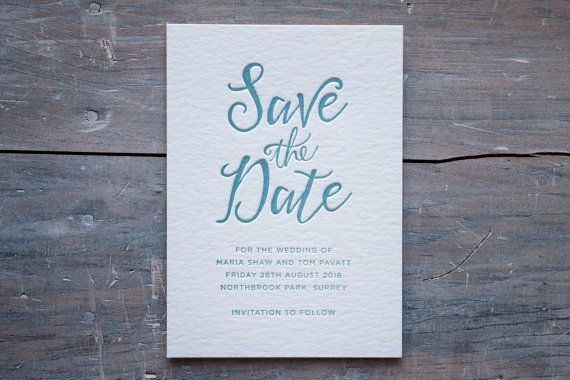 Hey, I found this really awesome Etsy listing at https://www.etsy.com/listing/224504044/letterpress-calligraphy-save-the-date