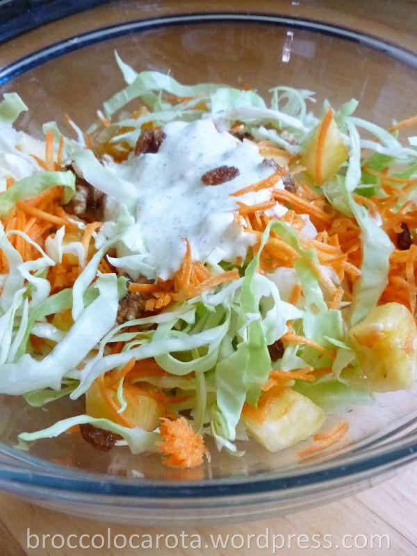 insalata cavolo verza