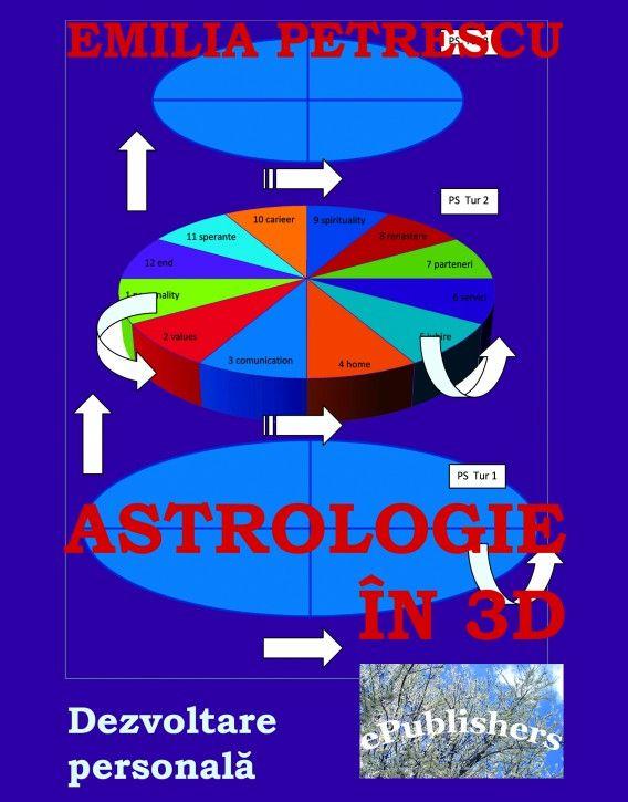 Astrologie în 3 D. Dezvoltare personală