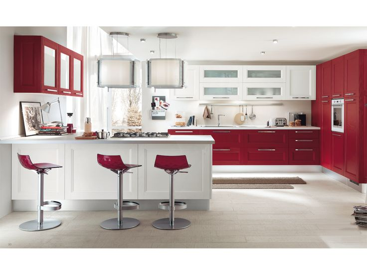 Georgia - Kitchens - Cucine Lube