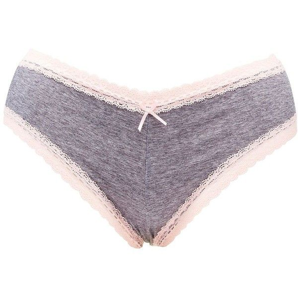 Charlotte Russe Lace-Up Back Hipster Panties ($3.49) ❤ liked on Polyvore featuring plus size women's fashion, plus size clothing, plus size intimates, plus size panties, grey, laced panties, plus size sexy panties, sexy panty and womens plus size panties