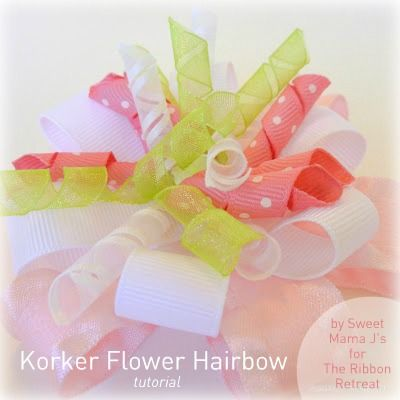 Ever wonder how to make those adorable curly ribbons?? There is a link here that will give you instructions. Super easy, super cute... Morgan and I are going to have a blast with this!!
