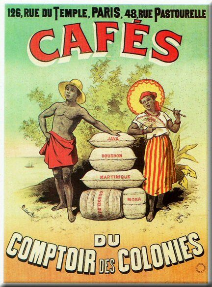 Publicité coloniale                                                                                                                                                                                 Plus