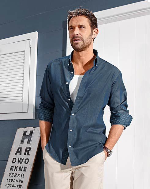 Klasická, sportovní a elegantní móda pro muže