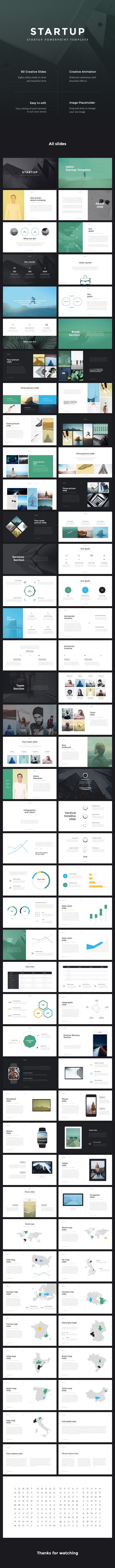 Startup  Pitch Deck PowerPoint Template — Powerpoint PPTX #ecomerce #biz • Download ➝ https://graphicriver.net/item/startup-pitch-deck-powerpoint-template/19870188?ref=pxcr