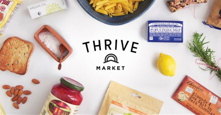 Thrive Market brings its organic grocery store to Android  |  TechCrunch